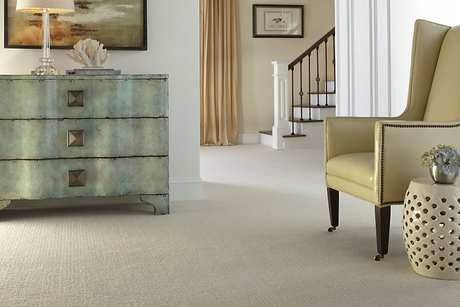 A properly maintained wool carpet can improve indoor air quality and have a beneficial effect on your health.